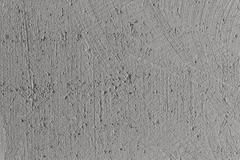 plaster grey texture closeup - stock photo