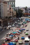 Havana, cuba - on june, 7th. havana city, 7th 2011. Stock Photos