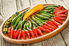 pepper. - stock photo