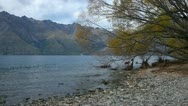 Stock Video Footage of 0147-lake-wakatipu3