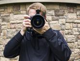 Male photo taker Stock Photos