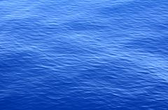 Tropical ocean background - stock photo