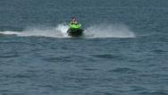 Jet ski 03 e Stock Footage