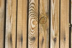 Timber wall background Stock Photos