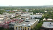 Stock Video Footage of Coconut Grove Aerial View