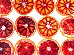 red orange - stock photo