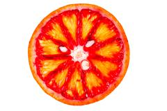 Blood orange Stock Photos