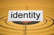 Identity concept Stock Photos
