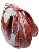 woman's bag - stock photo