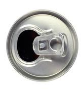 Open Can Top - stock photo