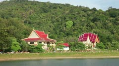 Thailand landscape. Stock Footage