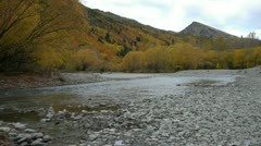 0152-arrowtown-river - stock footage