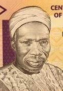 Sir Abubakar Tafawa Balewa 5 Naira 2006 seteli Nigeria Kuvituskuvat