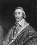 Cardinal Richelieu Stock Photos