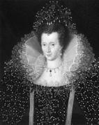 Elizabeth I Queen of England Stock Photos