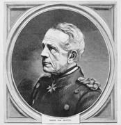 Helmuth von Moltke the Elder Stock Photos