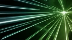 Fast Vortex Blue Green Stock Footage