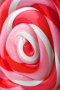 swirly lollipop - stock photo