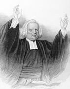 John Wesley - stock photo