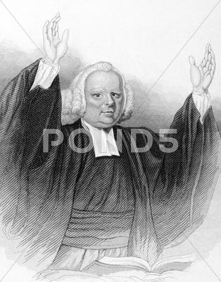 Stock photo of John Wesley