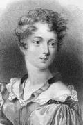 Lady Caroline Lamb - stock photo