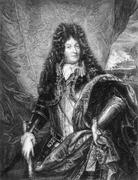 Louis XIV of France Stock Photos