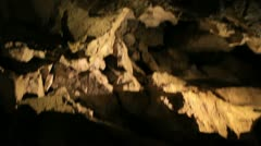 Marble Cave 06 Handy Oregon Caves Stock Footage
