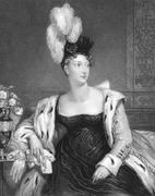 Princess Charlotte Augusta of Wales - stock photo