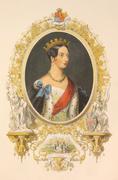 Queen Victoria - stock photo