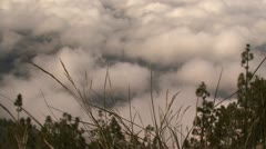 Above clouds Stock Footage
