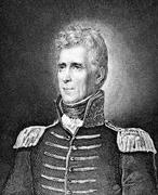 Stock Photo of Andrew Jackson