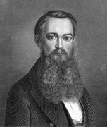 Eduard von Reichenbach - stock photo