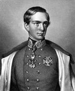 Franz Joseph I of Austria - stock photo
