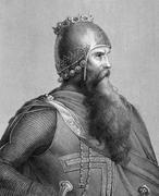 Stock Photo of Frederick I Holy Roman Emperor