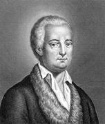 Friedrich von Hagedorn - stock photo