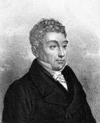 Gilbert du Motier marquis de Lafayette - stock photo