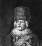 Hans Joachim von Zieten - stock photo