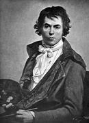 Jacques Louis David - stock photo