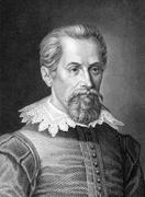 Johannes Kepler - stock photo