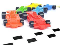 F1 formula one racing car Stock Photos