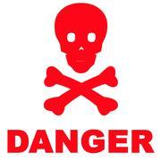 Danger Stock Illustration