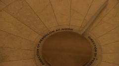Foucault's Pendulum V3 - PAL - stock footage
