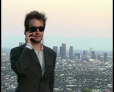 Hollywood agent V19 - PAL Stock Footage