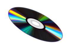 CD-tai DVD-levylle Kuvituskuvat
