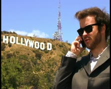Hollywood agent V10 - PAL Stock Footage