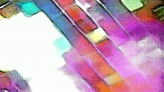 Crazy colorfull background3 Stock Footage