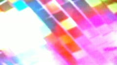 Crazy colorfull background Stock Footage