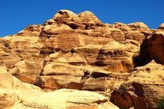 Stock Photo of treasury at petra,jordan