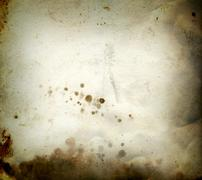 burnt grunge paper - stock photo