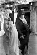 women females islam of safi morocco people black - stock photo
